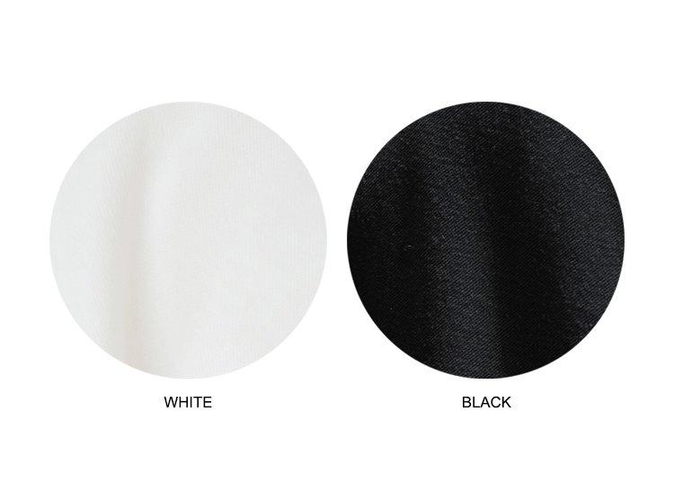 수아레(SUARE) 모달 반팔 티셔츠 블랙